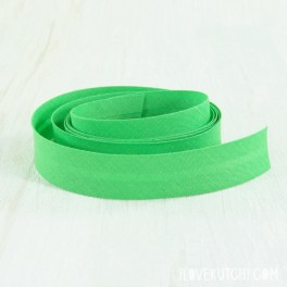 "Bias tape ""green"""