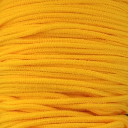 "Elastic band 2mm ""yellow"""