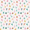 "COTTON poplin ""party hats"""