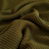 "BIG KNIT ""army green"""