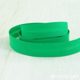 "Bias tape ""leaf green"""