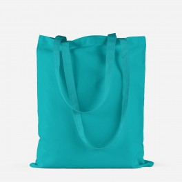 """Tote bag """"turquoise"""""""