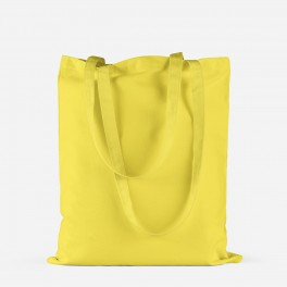 "Tote bag ""yellow"""