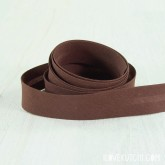 "Bias tape ""brown"""